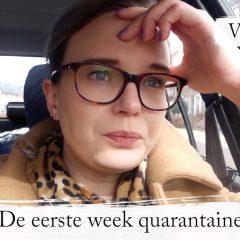 Vlog #89: De eerste week thuis, ook wij doen maar wat!