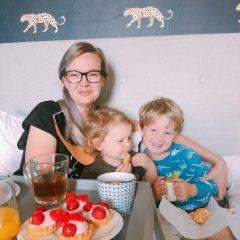 Elise's Weekly Pictorama #32 - Moederdag vieren & kindjes terug naar school!