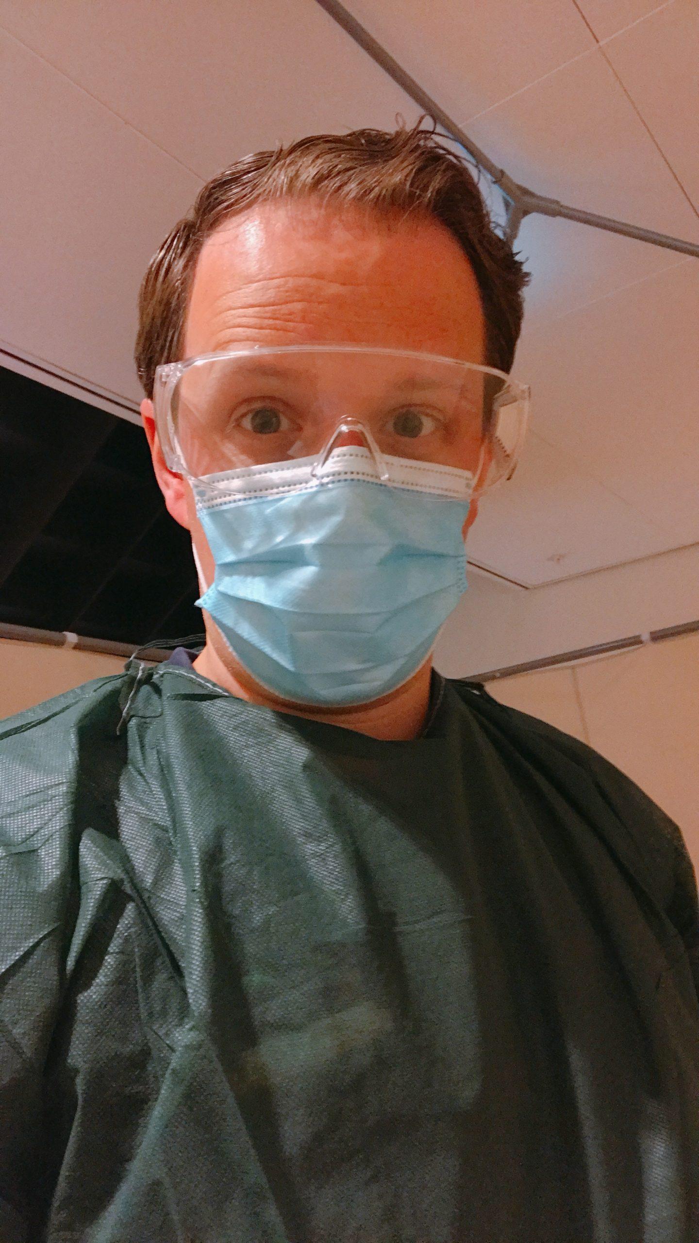 IMG 9774 scaled - Boris als Verpleegkundig Specialist in tijden van Corona