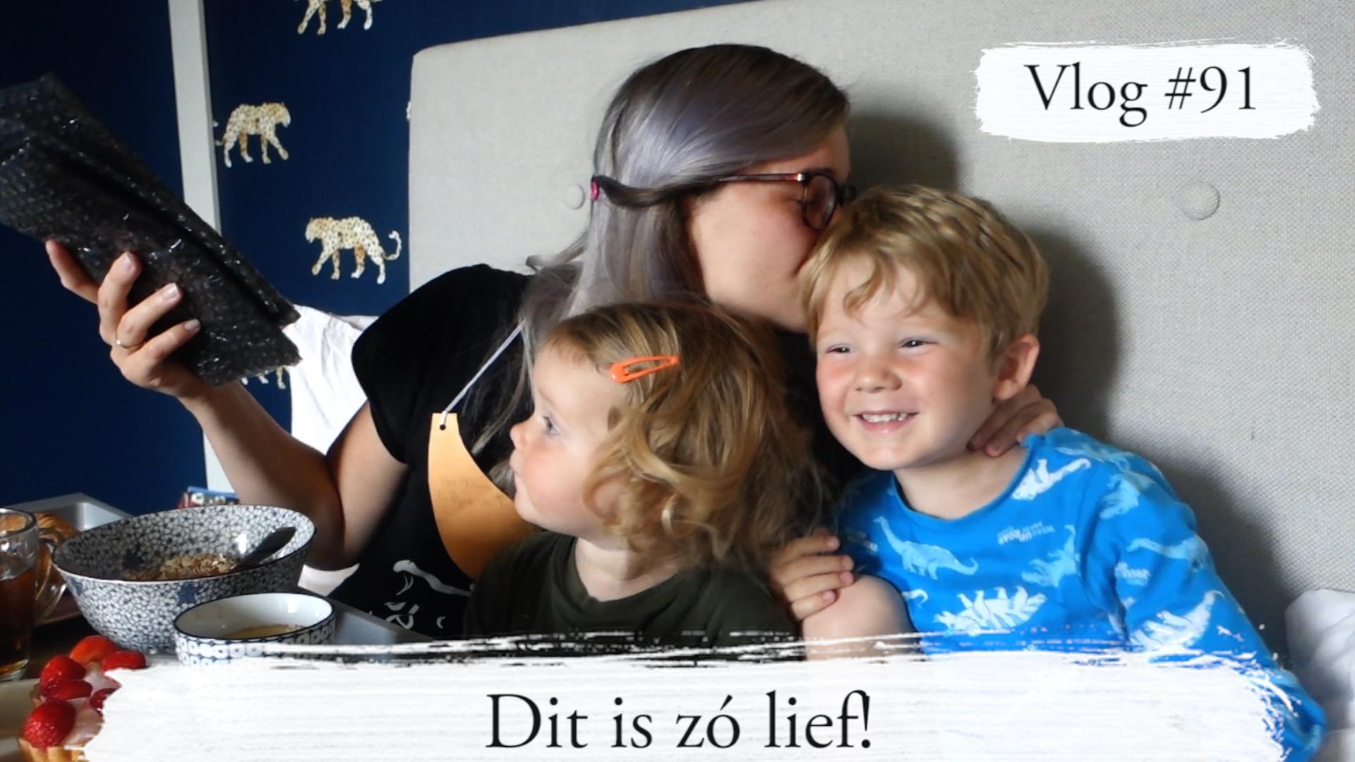 Still - Vlog #91: Moederdag, Hazel wordt 2 jaar & naar Amsterdam!