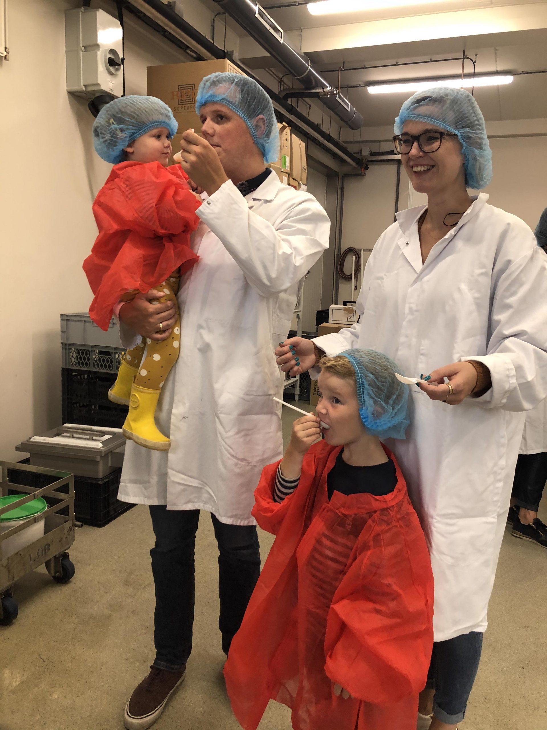 IMG 4179 3024x4032 1 scaled - PLOG - Met z'n viertjes naar de appelboomgaard en het Servero Food Lab!