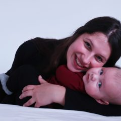 Het Moederschap, door Yvonne Louise - Mijn eerste grote fout als moeder..